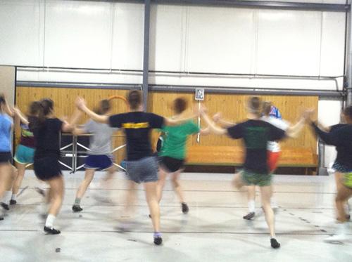 lines practice