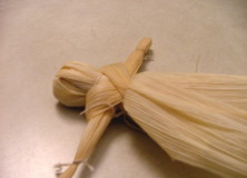 Corn Husk Dolls and Mouse Guard