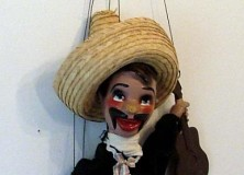 an old marionette