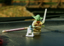 Do or Do not… a dose of Yoda