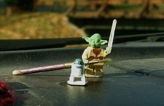 Do or Do not… a dose of Yoda