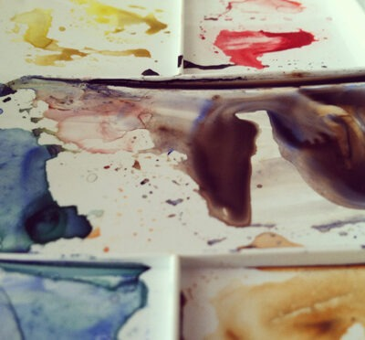 Paint…. how do I love thee?