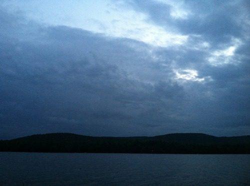 long pond skies