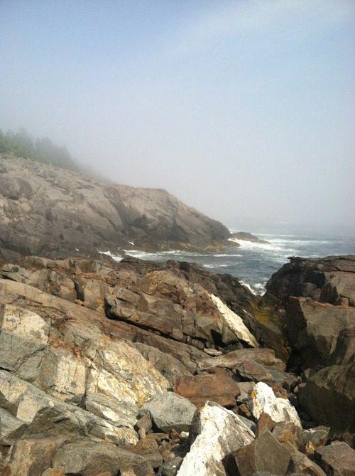 monhegan fog