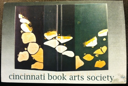 cincinnati book arts show