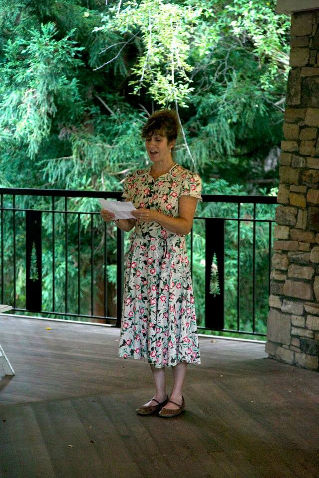 reading the poem