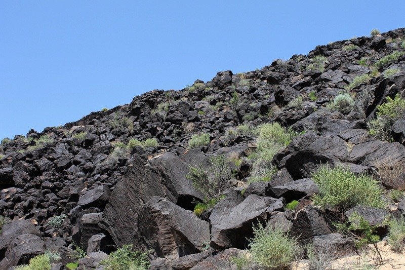 glyphs basalt