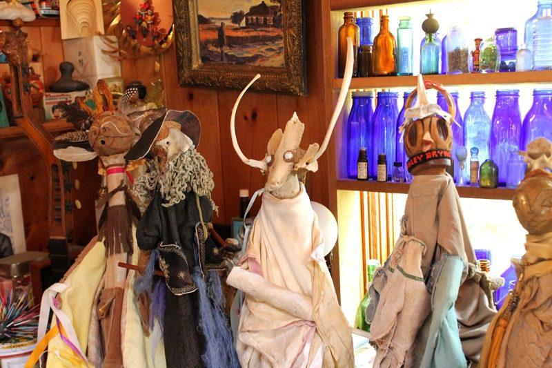 ashley's puppets