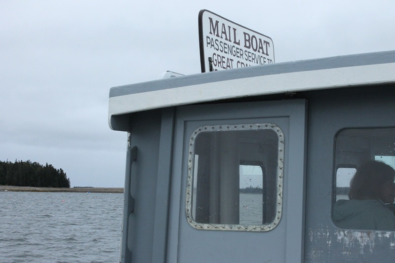 mailboat ferry
