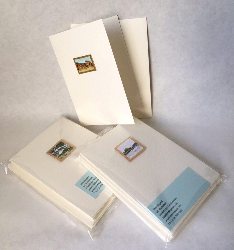tinies cards