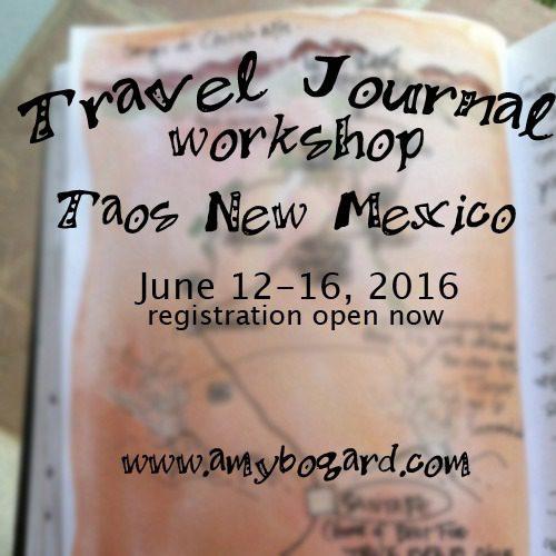 travel journal blast