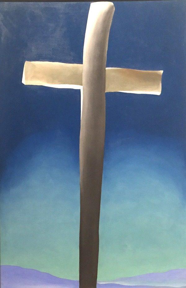 Georgias cross