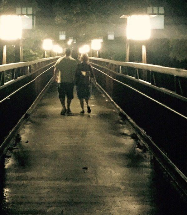 Love walks