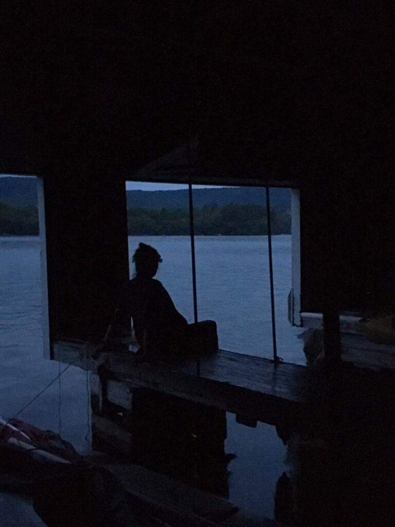 Boathouse ponderings