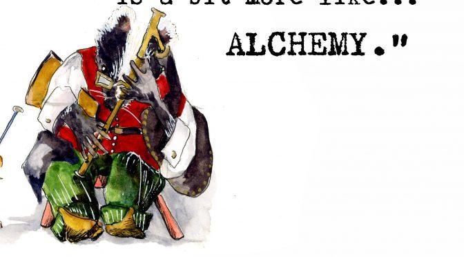 ALCHEMY ~ Twist of Hemp, week 10